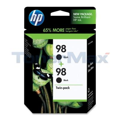 HP NO 98 INK BLACK
